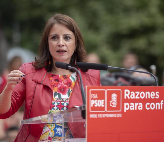 Adriana Lastra PSOE