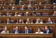 escaños diputados