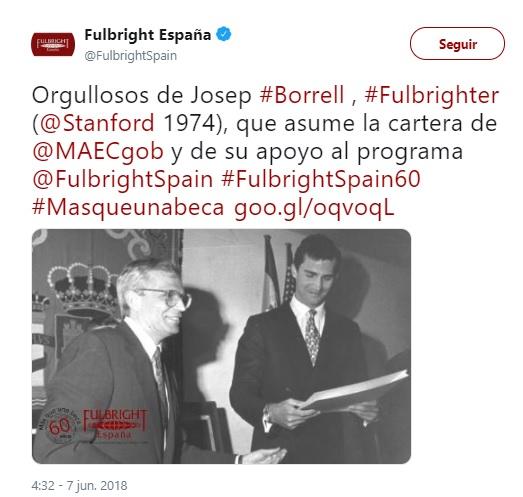 Fullbright-Borrell