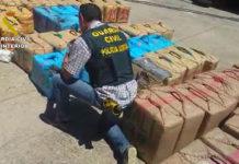 narcotráfico hachís