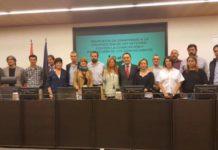 Denunciantes de corrupcion debaten propuestas con partidos politicos