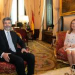 La UE se harta de la política española y de su intento de controlar el CGPJ