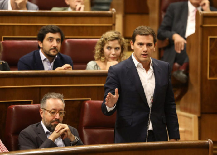 albert rivera congreso