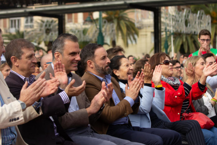 Abascal Vox Andalucia