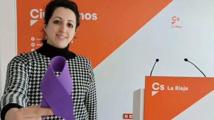 Rebeca Grajea, exresponsable de Relaciones Institucionales de Ciudadanos La Rioja