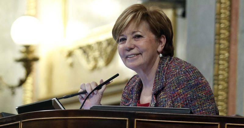 Celia Villalobos, exministra de Sanidad y exvicepresidenta del Congreso de los Diputados