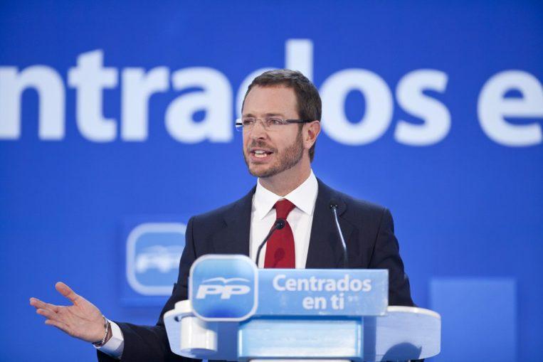 Javier Maroto, vicesecretario del PP