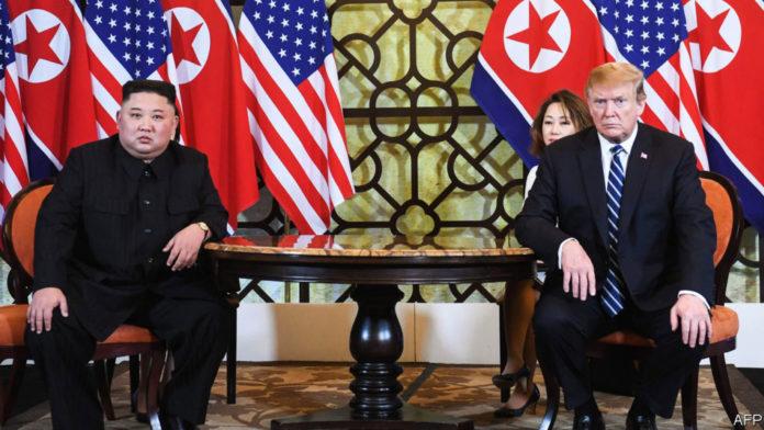 Trump Kim Vietnam