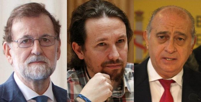 Espionaje a Podemos