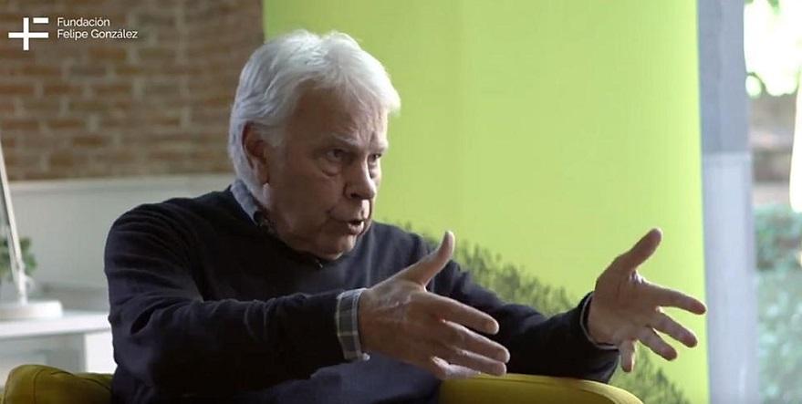Felipe González no ha tenido reparo en manifestar su distanciamiento de Pedro Sánchez de manera pública