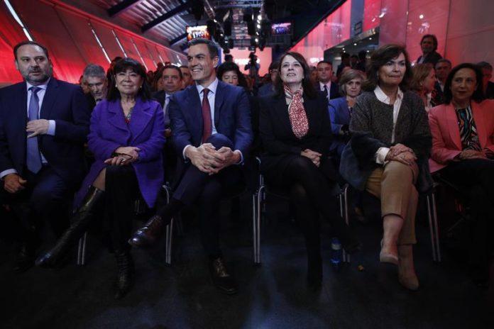 PSOE Sanchez