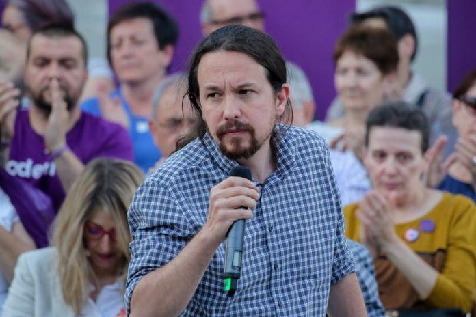 Pablo Iglesias Unidas Podemos