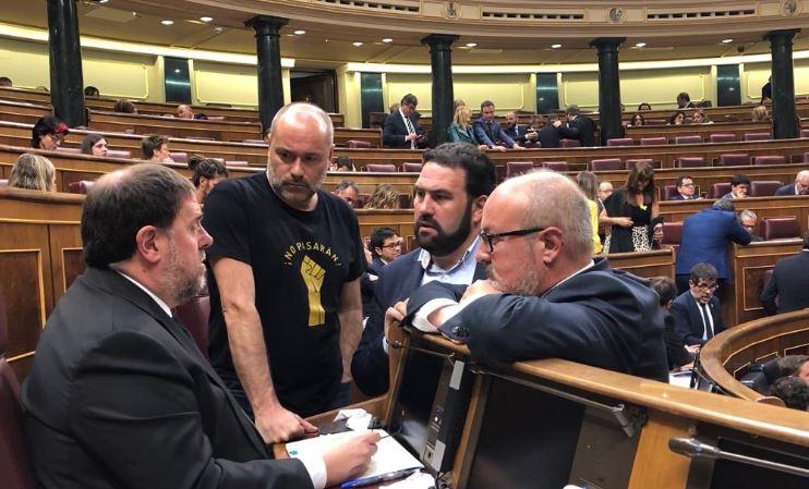 camisetas Congreso