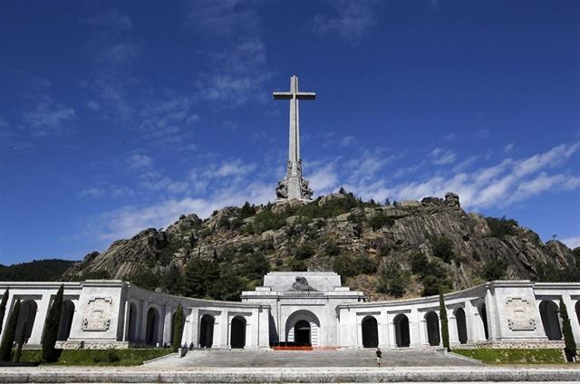 Franco Valle de los Caídos