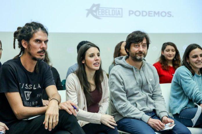 Alberto Rodriguez sustituye a Echenique