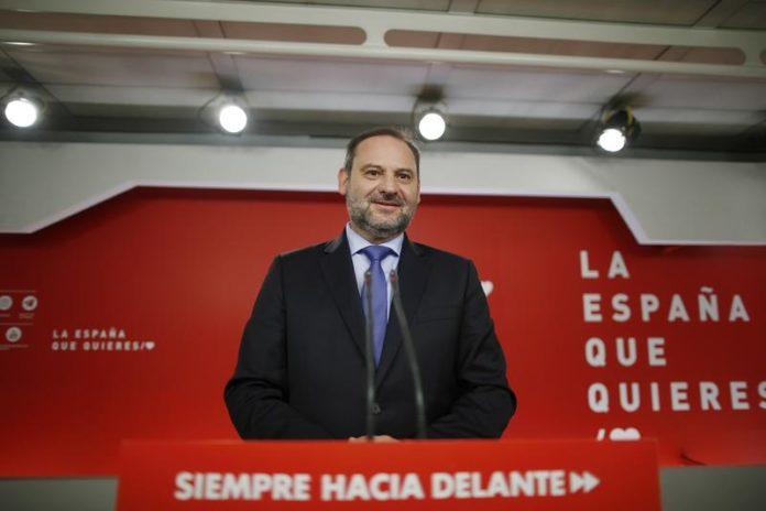Jose Luis Ábalos PSOE