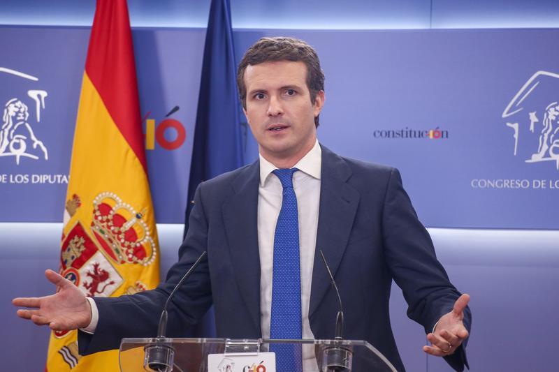 Pablo Casado, PP