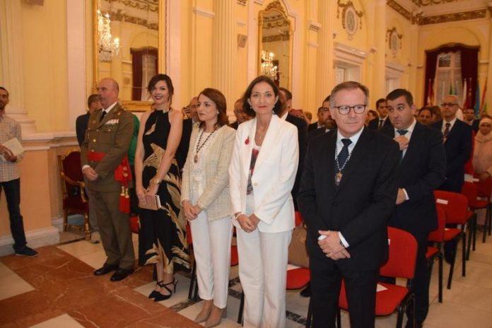 Vox querella Ciudadanos Melilla