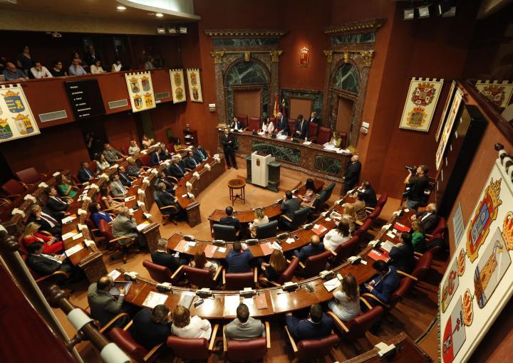 Asamblea Regional Murcia parlamentos