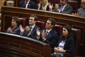 Homenaje victimas Congreso