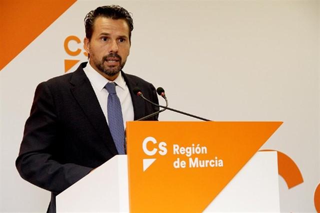Mario Gómez (Ciudadanos)