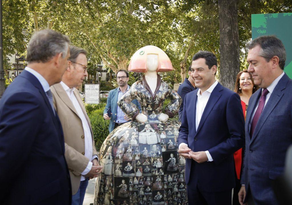 Moreno Vox presupuesto andaluz
