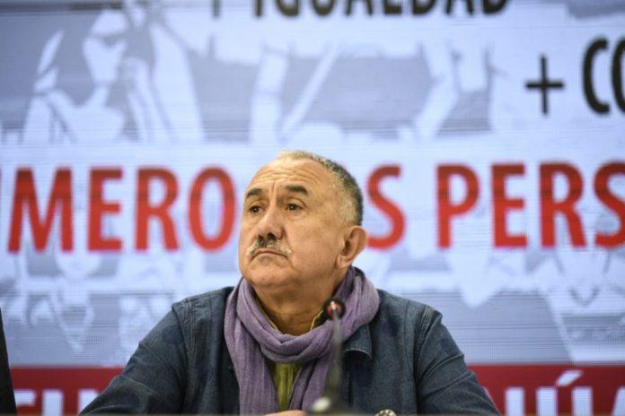 UGT pide PSOE y Podemos que se entiendan