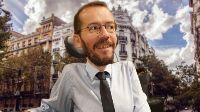 Echenique (Podemos)