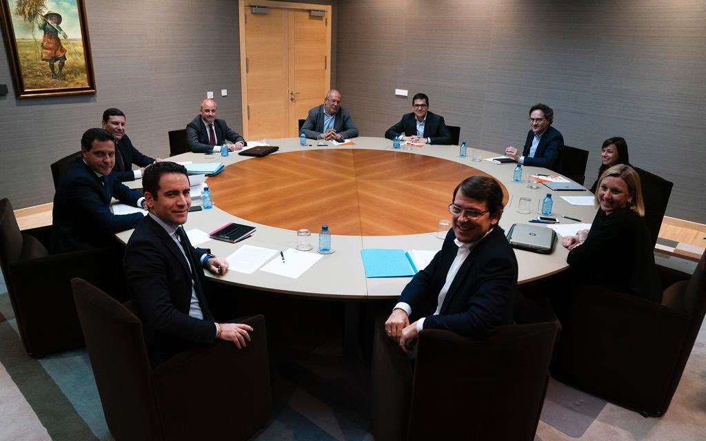 PP y Cs Castilla y Leon