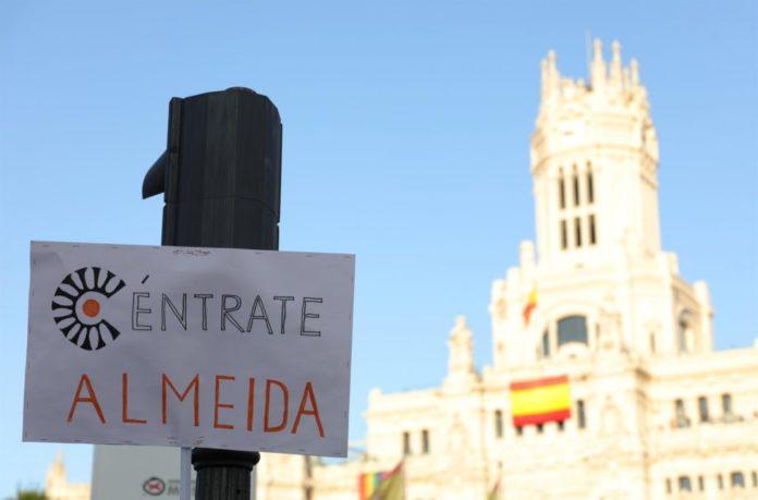 Almeida Madrid Central