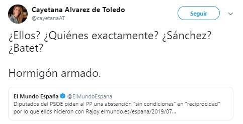 Alvarez de toledo psoe