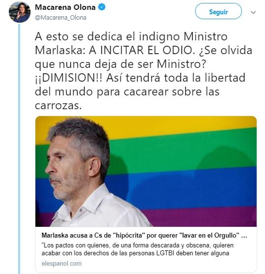 Macarena Olona Marlaska