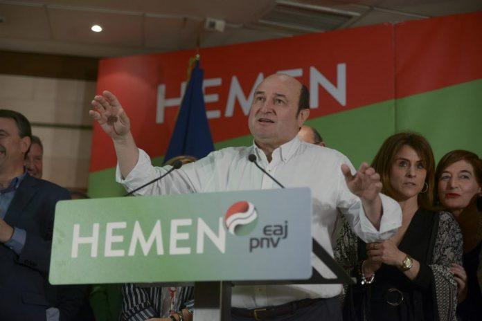 PNV niega veto Gobierno Coalicion