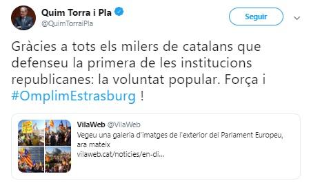 Torra Puigdemont
