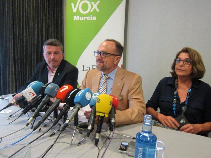 Vox Murcia