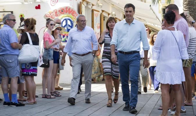 vacaciones de los políticos