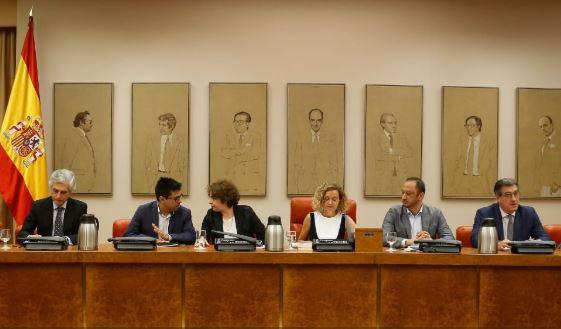 Comisiones PSOE