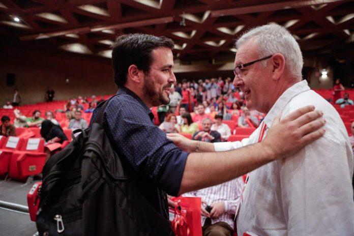 IU comision negociadora Podemos