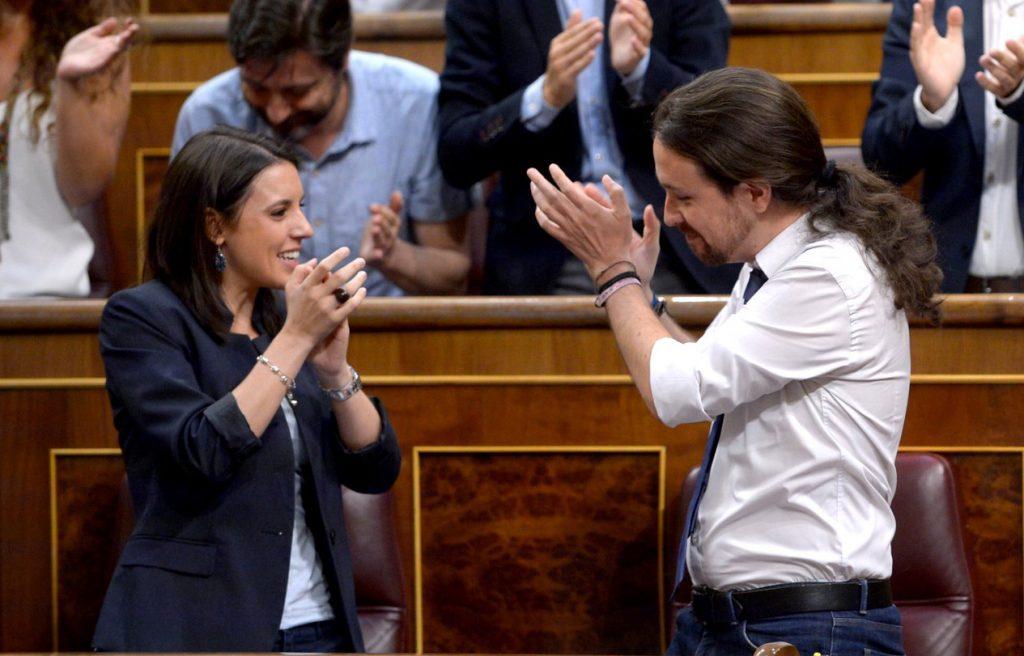 Unidas Podemos pide que todo el Gobierno donen la mitad del sueldo