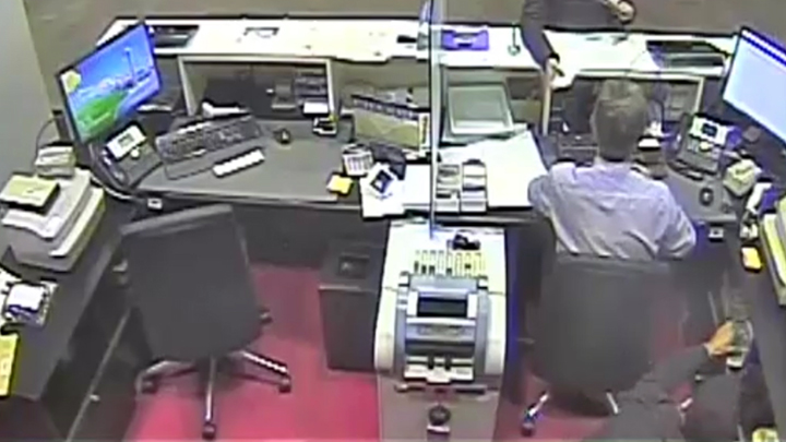 Cuatro atracadores de bancos han sido detenidos en Almería