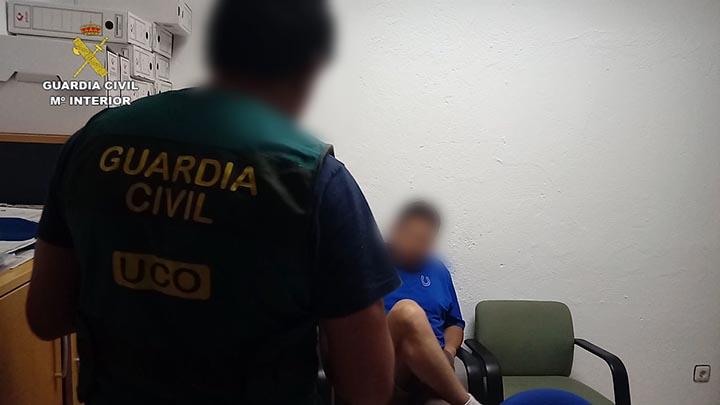 Detenido en Madrid un peruano que violó a su hija durante cuatro años