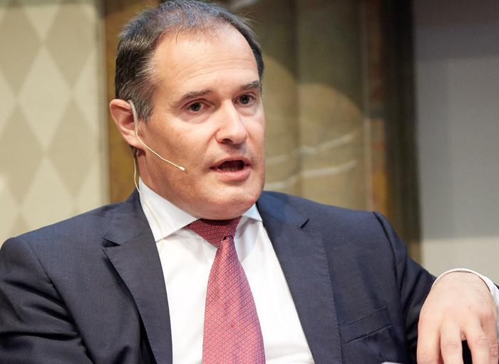 """Fabrice Leggeri, director de la Agencia Europea de la Guarda de Fronteras y Costas """"FRONTEX"""""""