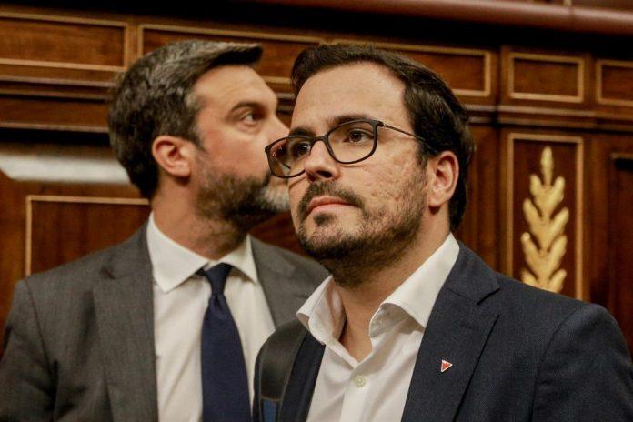 IU sin fisuras en Podemos