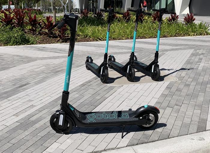 La nueva Ordenanza de Movilidad de Valencia afecta a los patinetes eléctricos