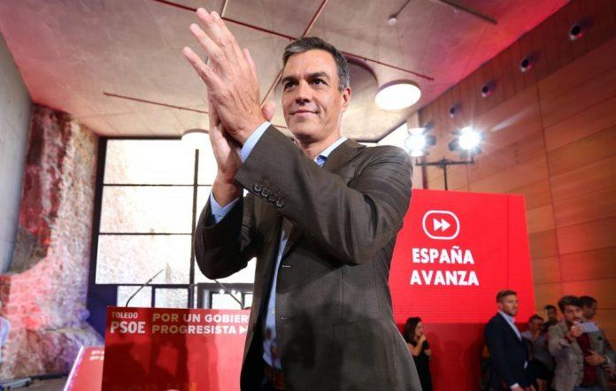 Sanchez riesgo cierto de elecciones