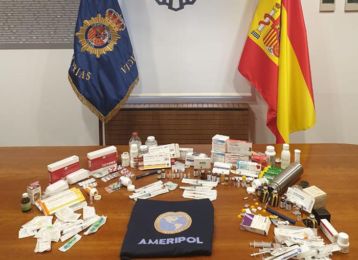 Detenidos en Madrid y Asturias seis ciclistas y otras cinco personas por la distribución de sustancias dopantes