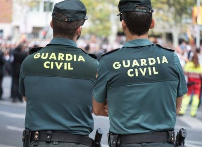 Nueve independentistas radicales han sido detenidos por parte de la Guardia Civil