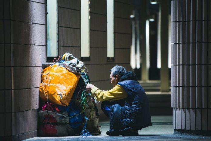 Un indigente apuñala a otro tras una discusión