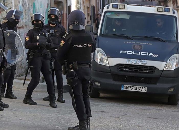 La Policía Nacional desarticula una importante red de narcotráfico que operaba en la provincia de Huelva