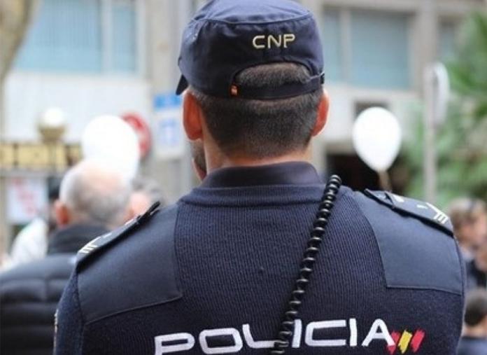 La Policía Nacional detiene en Torrevieja a un gabonés fugado de un cuartel en Turín